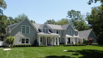Darien Colonial to Farmhouse Phases 1 &2