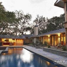 Modern Exterior by Hatfield Builders & Remodelers