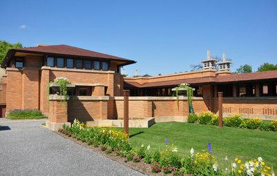 Frank Lloyd Wright's Prairie Triumph Returns