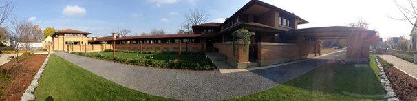 Modern Exterior Darwin D. Martin House