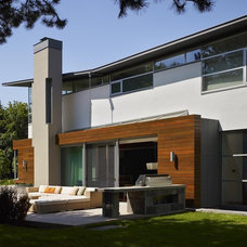 Contemporary Exterior by Abramson Teiger Architects
