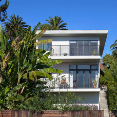 Modern Exterior by risa boyer architecture