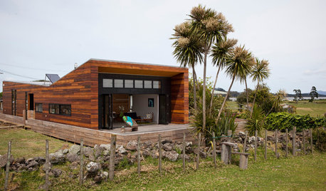 Houzz Tour: Eastern Philosophy Meets Sustainability in a Modern Mash-Up