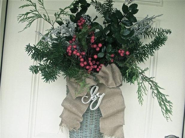 Conseils de pro pour cultiver le houx et l 39 int grer votre d co - Decoration de noel avec du houx ...