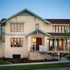Craftsman Exterior by Destination Homes
