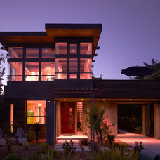 Modern Exterior by Fuse Architects, Inc.