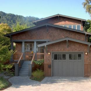 75 Most Popular Traditional Split Level Exterior Home Design Ideas