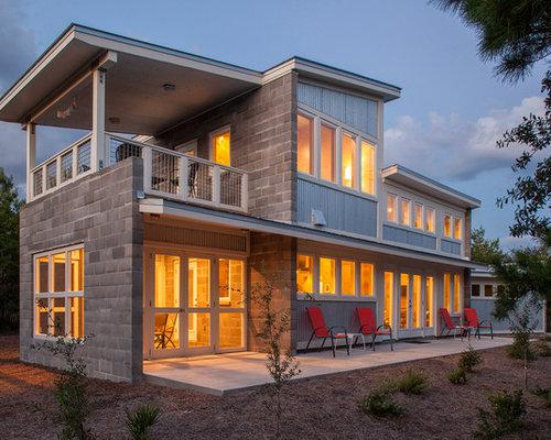 Two Story House Exterior Ideas Amp Photos Houzz