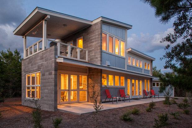 Industrial Exterior by Greene Design LLC