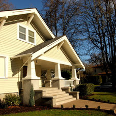 Traditional Exterior by G. Christianson Construction Inc