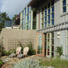 Contemporary Exterior by Debra Campbell Design