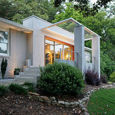 Contemporary Exterior by Hagan Architects, Inc.