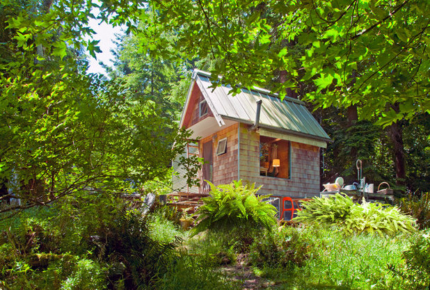 Ordinaire A Tiny Cabin For Glamping In The San Juan Islands
