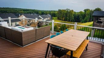 Deck Design in Maryland