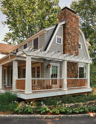 Traditional Exterior by The Taunton Press, Inc