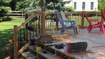 Deck Update