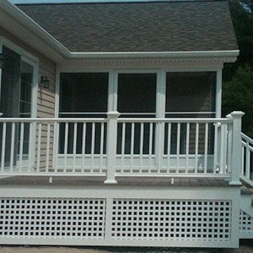 Decks & Porch Enclosures
