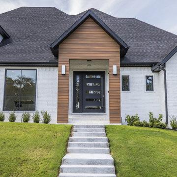 Decorate: Chattin Valley Custom Home