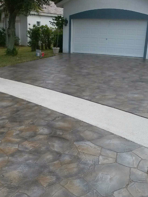Concrete Patio Resurfacing Ideas How To Repair Cracks And Resurface A  Concrete Driveway Todays Homeowner Saveemail