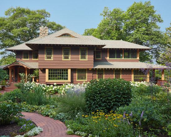 Craftsman Home Exterior craftsman exterior home design ideas, remodels & photos