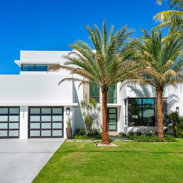Delray Beach - New Modern Waterfront Construction