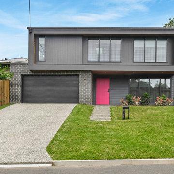 Demolish & new build luxury custom home Coorparoo