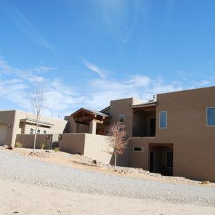 Southwest exterior home photo in Albuquerque