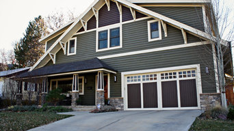 Denver Craftsman Home - Color Consultant
