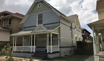 Denver Victorian Exterior #1