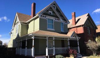 Denver Victorian Exterior #2