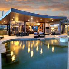 Contemporary Exterior by Soloway Designs Inc | Architecture + Interiors