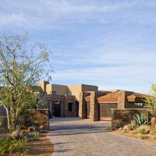 Contemporary Exterior by Urban Design Associates