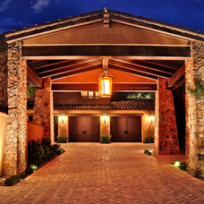 Traditional Exterior by Swaback Partners, pllc