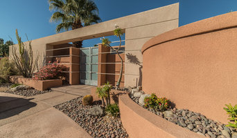 Desert House Landscaping and Architectural design