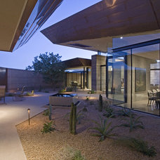 Contemporary Exterior by Kendle Design Collaborative