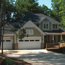 Exterior by Design Basics Home Plans