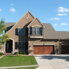 Exterior by Design Basics Home Plans
