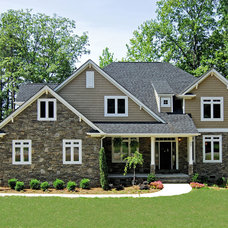 Traditional Exterior by Design Basics Home Plans
