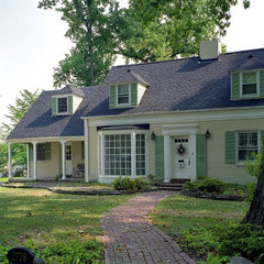 traditional exterior by Kingston Design Remodeling