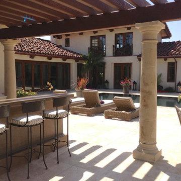 Design Build: RSF Contemporary Hacienda