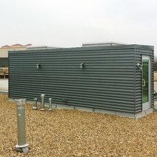 Modern Exterior by Cutting Edge Renovations LLC