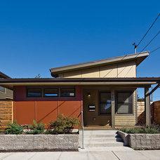 Contemporary Exterior Designed for Habitat