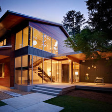 Modern Exterior by dustin.peck.photography.inc