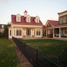 Traditional Exterior by Scott Wilson Architect, LLC