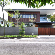 Contemporary Exterior by Architology