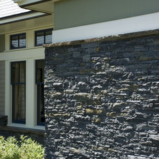 Traditional Exterior by HP Rovinelli Architects