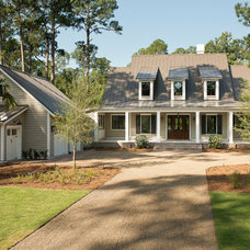 Traditional  by Shoreline Construction and Development