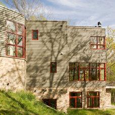 Contemporary Exterior by Joseph Metzler / SALA Architects