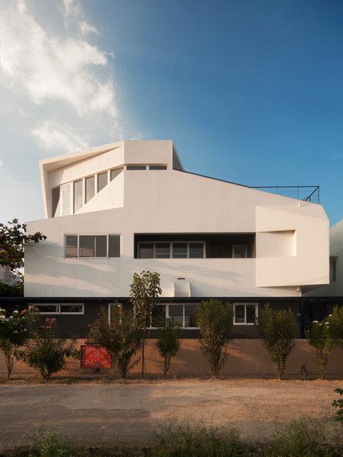 Contemporary Exterior Design Ideas, Inspiration & Images | Houzz