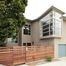 Modern Exterior by Hamilton+Aitken Architects